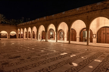 Great Mosque of Sousse in Tunisia.