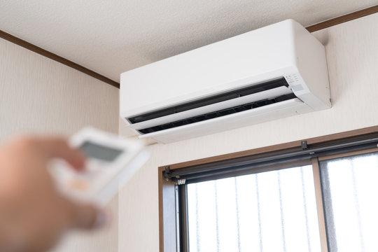 エアコンの室内機