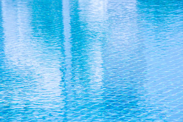 swimming pool water surface