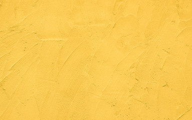 Yellow wall Wall mural