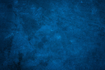 Beautiful Abstract background Grunge Decorative Navy Blue background Fotoväggar