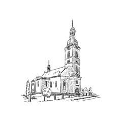 Church Dobra
