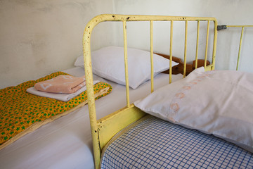 Old Clean Beds