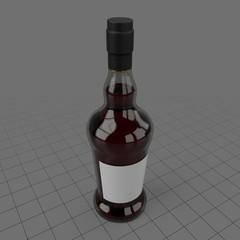Porto wine bottle 1