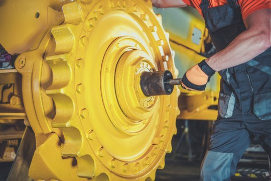 Bulldozer Pro Mechanic