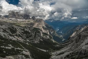 Wall Mural - Italian Dolomites Belluno