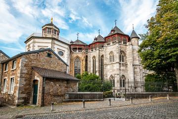 Abtei in Kornelimünster bei Aachen