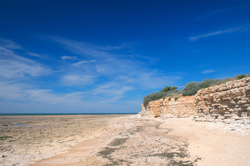Empty Beach Ile de Re