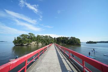 松島の福浦橋