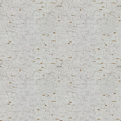 Peeling Paint on the Wall - Seamless Tileable Texture