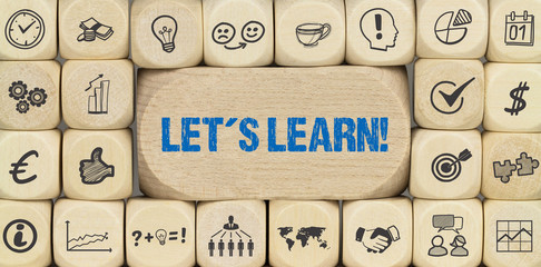 Let´s learn!
