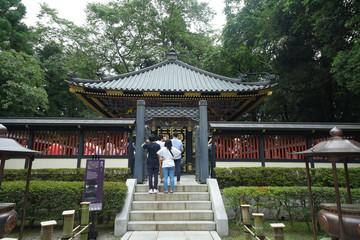 瑞鳳殿の庭