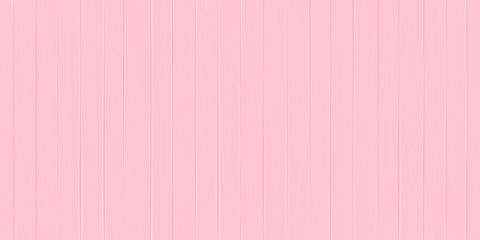 Soft pink wooden texture background. Little baby, girl, woman wallpaper. Realistic wooden vertical purple planks. Nursery room. Interior sweet cafe. Old table board.Timber surface. Painted rosy wall