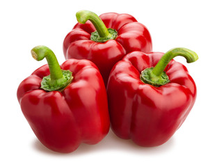deep red bell pepper