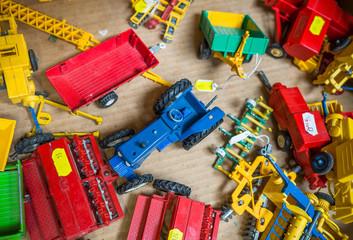 Diecast Farm Toys