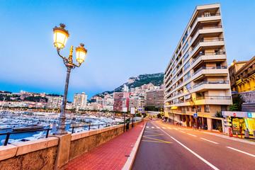 Monaco, French Riviera Wall mural