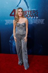 "Premiere for ""47 Meters Down: Uncaged"" in Los Angeles"