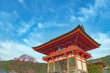 京都 清水寺 仁王門