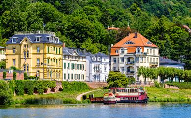 old town of heidelberg in germany Fototapete