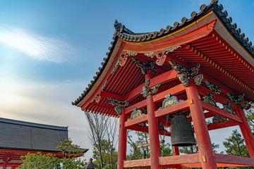 京都 清水寺 鐘楼