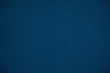 Blue Grunge Concrete Wall Texture Background. Wall mural