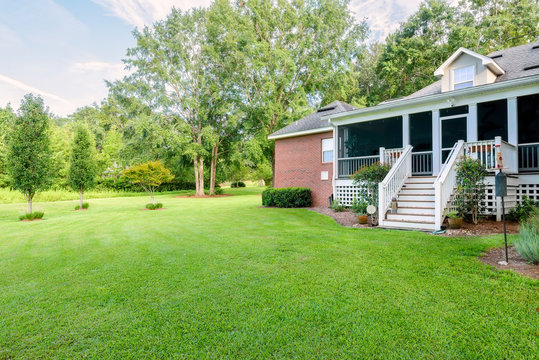 Colonial Brick House with Large Yard