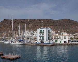 Gran Canaria Spain Puerto de Mogan
