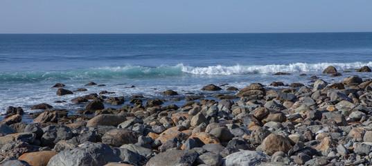Gran Canaria Spain Maspalomas beach ocean rocks
