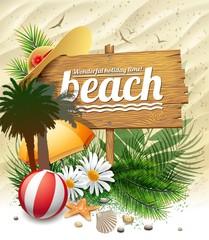 fresh beach