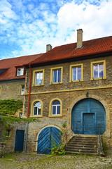 Wall Mural - Sulzfeld am Main die fränkische Idylle