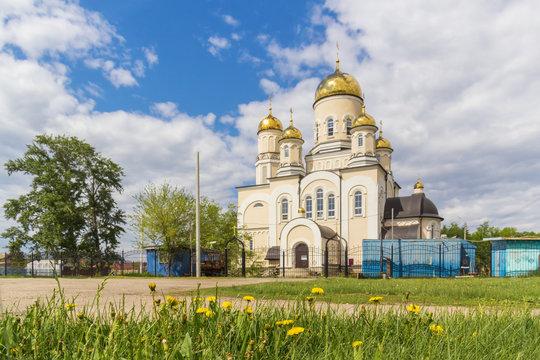 Church of St. George, Samara Region