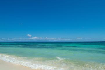 Philippines, Siquijor beautiful beach