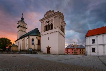 Spisska Sobota, Slovakia.