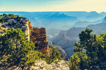 Grand Canyon view, Arizona, USA