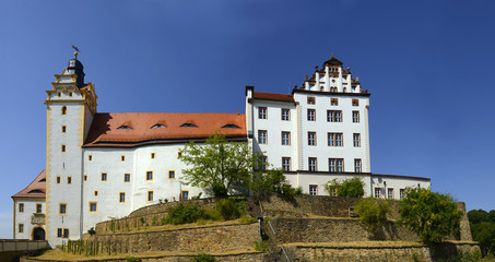 Colditz Castle, The famous World War II prison, Saxony, East Germany