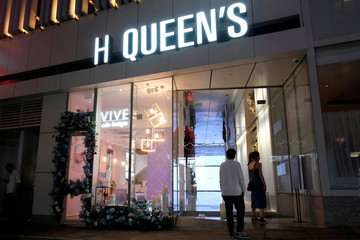 H Queen's designed with a lifestyle purpose is seen at Central, in Hong Kong