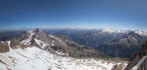 Hintertuxer Gletscher Panorama