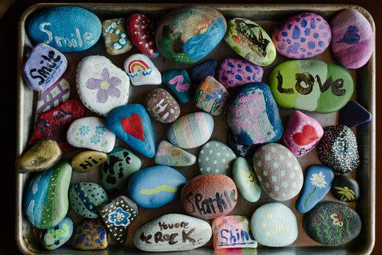 Painted Rocks Variety