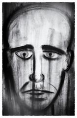 Sad portrait