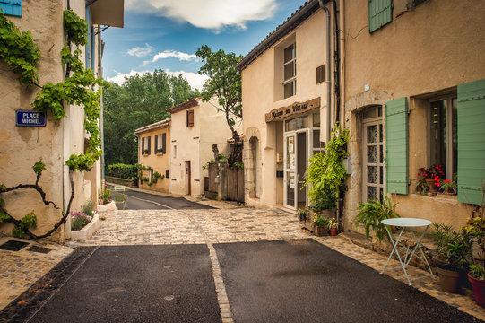 France, Aix-en-Provence, Vauvenargues,