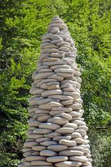 Natursteinturm