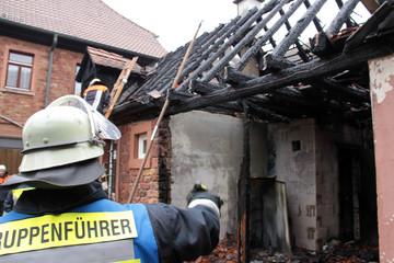 Gruppenführer Feuerwehr