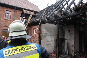 Feuerwehr Gruppenführer