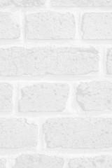Hintergrund Mauer aus alten Ziegelsteinen closeup high-key schwarzweiß - Background brick wall from old bricks closeup high-key black and white