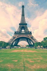 Wall Mural - Eiffel Tower, Paris