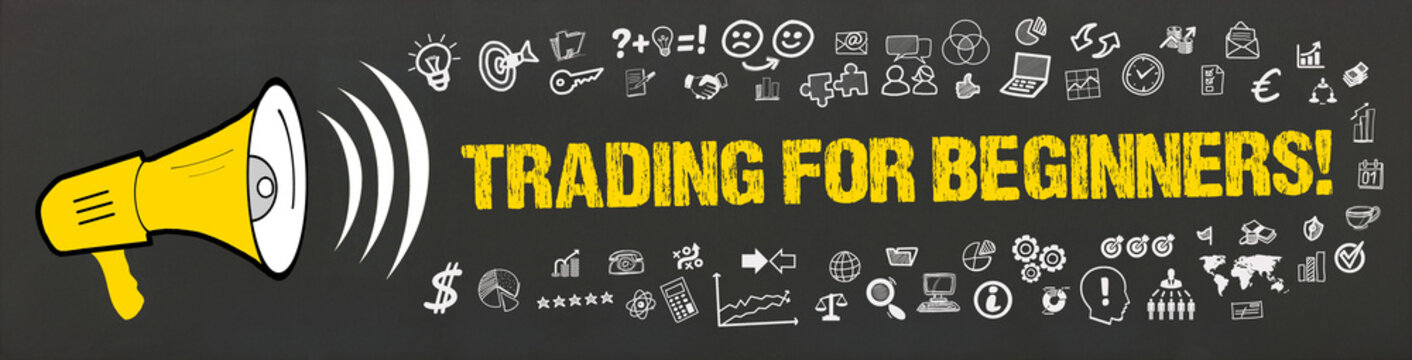 Trading for beginners!