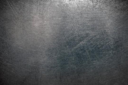 Grunge metal background, steel texture
