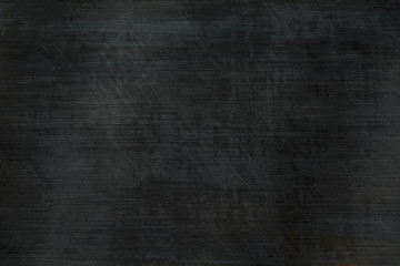 Brushed dark metal texture.