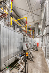 Small chemical plant. Production of chemical emulsions for mining.