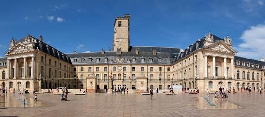 Palais des ducs de Bourgogne à Dijon.
